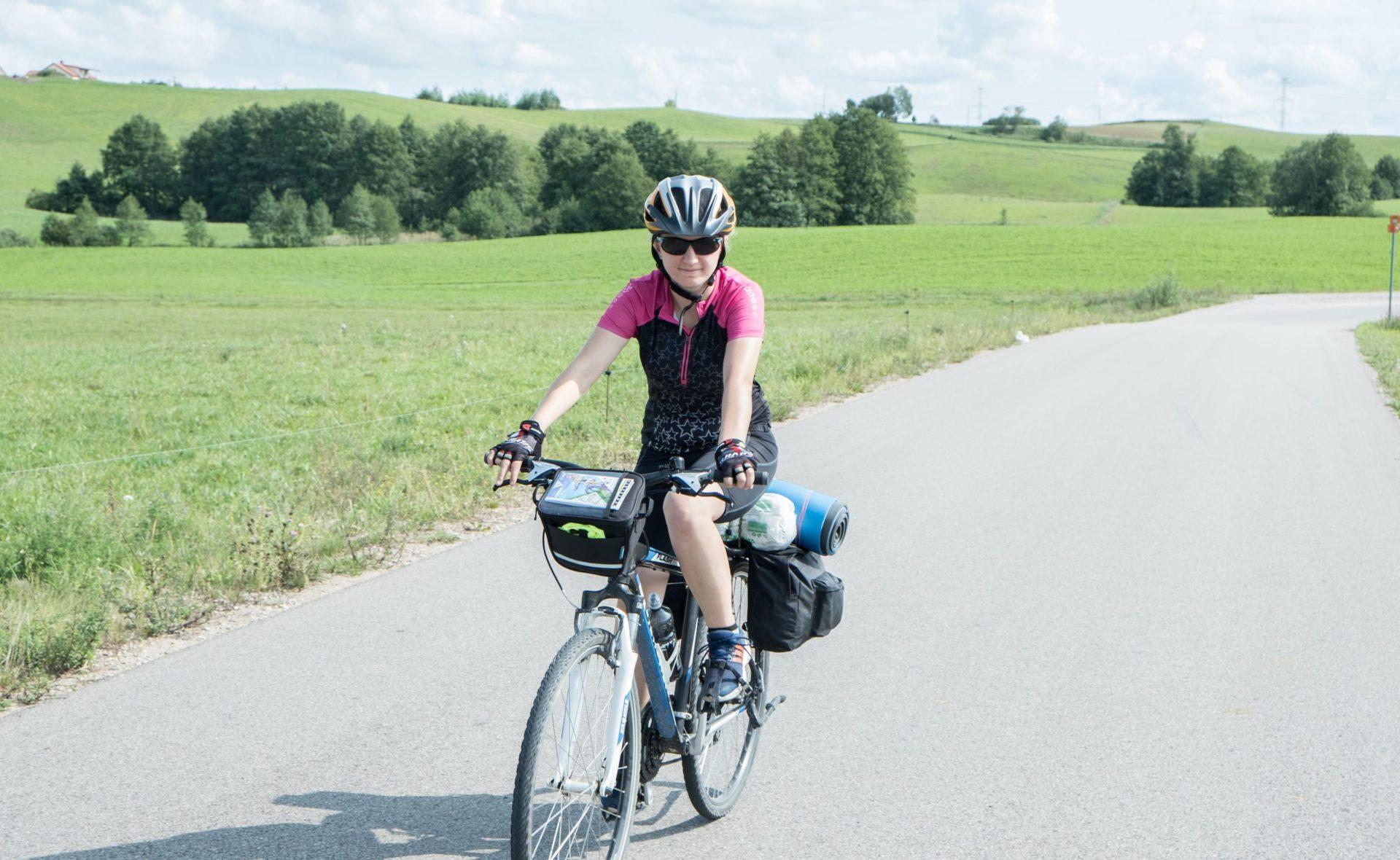 Green Velo wschodni szlak rowerowy
