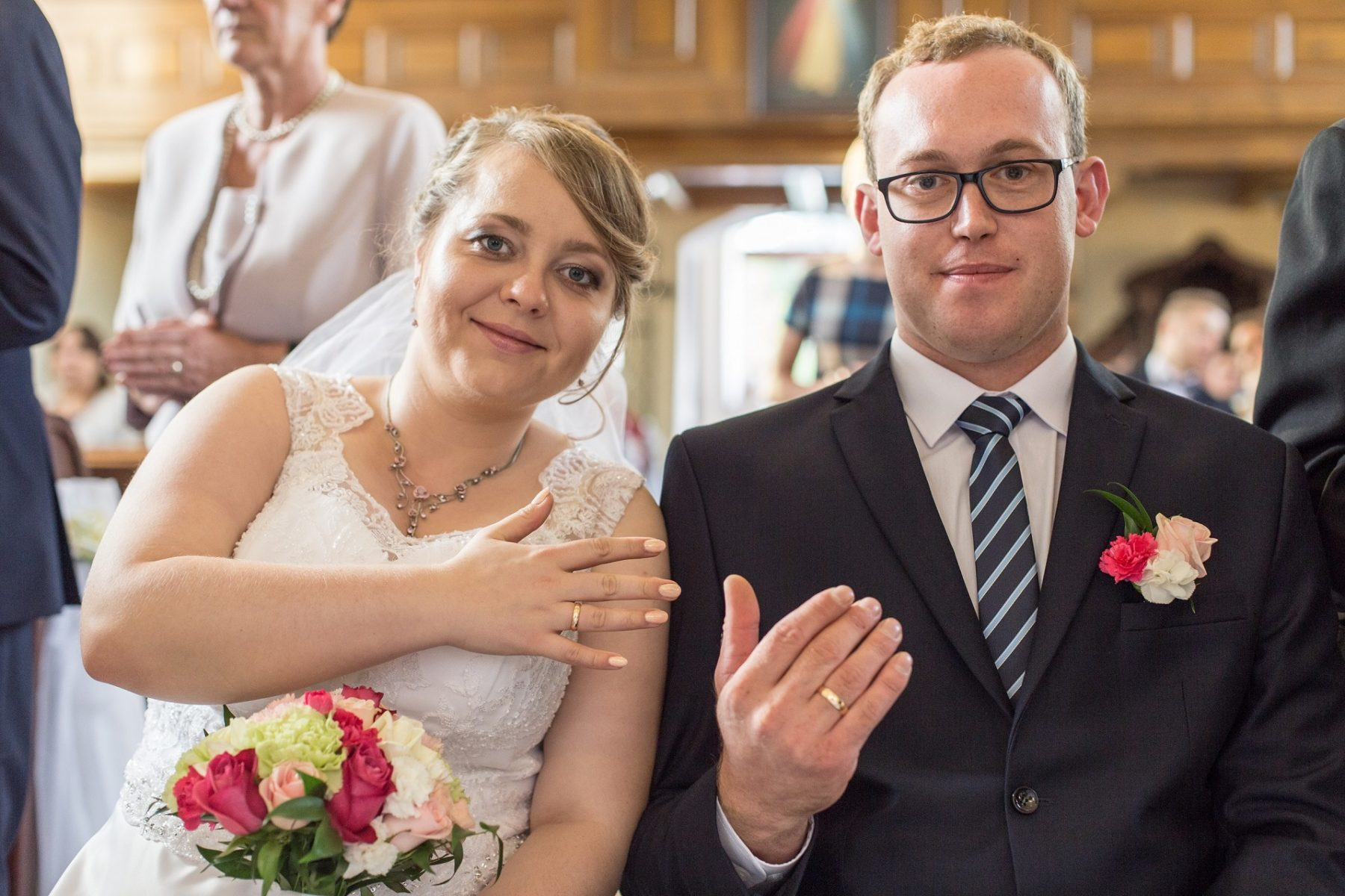 Październikowy ślub Ani i Rafała