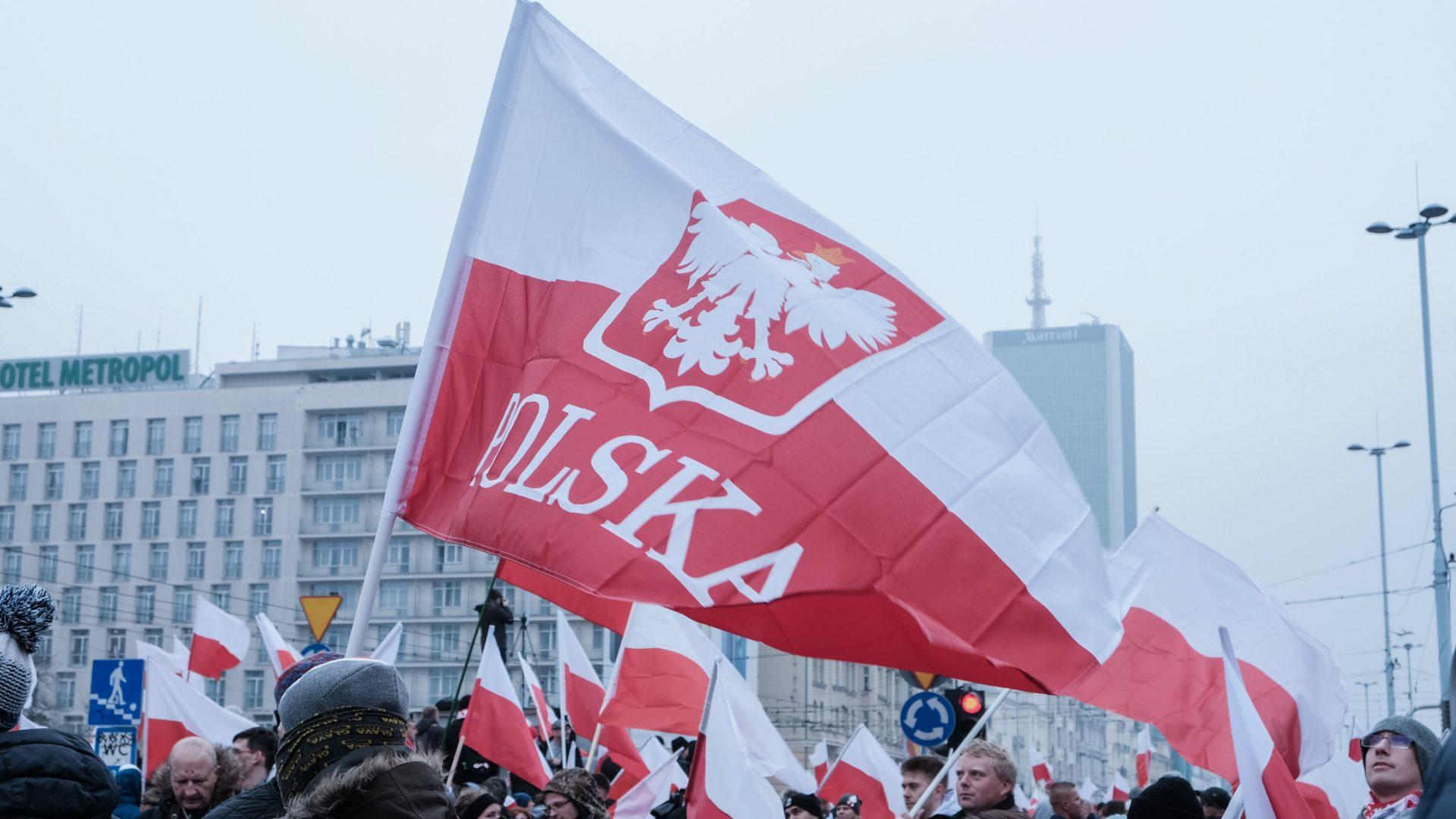 Marsz Niepodległości Warszawa 2018