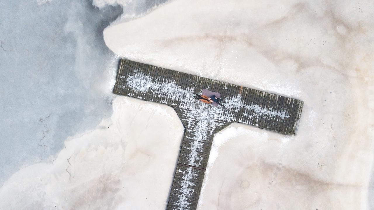 zdjęcia plenerowe z drona