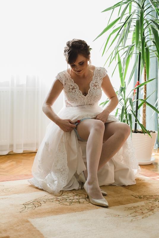 ślub rustykalny fotograf
